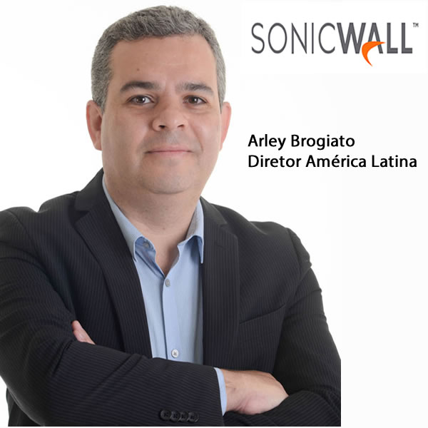 Confira entrevista exclusiva com o executivo Arley Brogiato da Sonic Wall