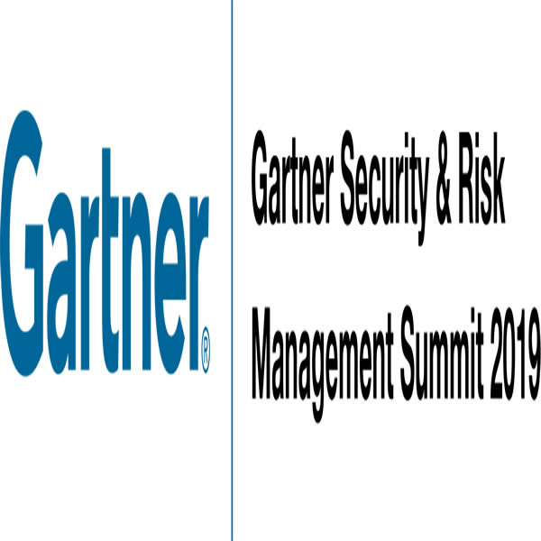 Gartner Security & Risk Management Summit 2019: Kaspersky apresenta Segurança Adaptativa e LGPD na Conferência do Gartner