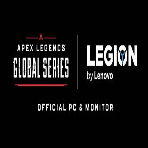 Lenovo Legion é nova fornecedora exclusiva de PCs e monitores da Apex Legends Global Series