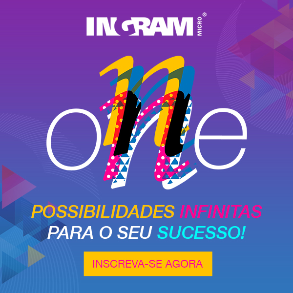 Inscreva-se para o evento virtual Ingram Micro ONE